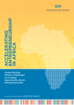 Accelerating Entrepreneurship in Africa Report
