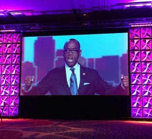Cornell W. Brooks, President & CEO of the NAACP speaking at the Council on Foundations 2015
